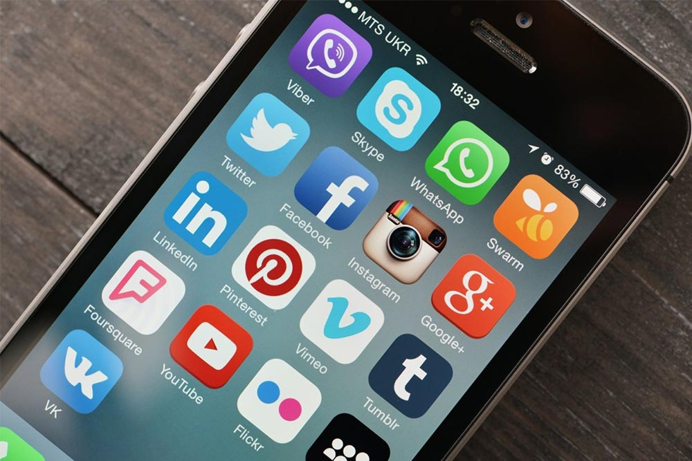 Social Media De Tu Cel